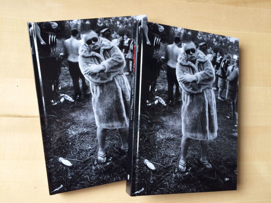 Книга Игорь Мухин, «Weekend», Leica